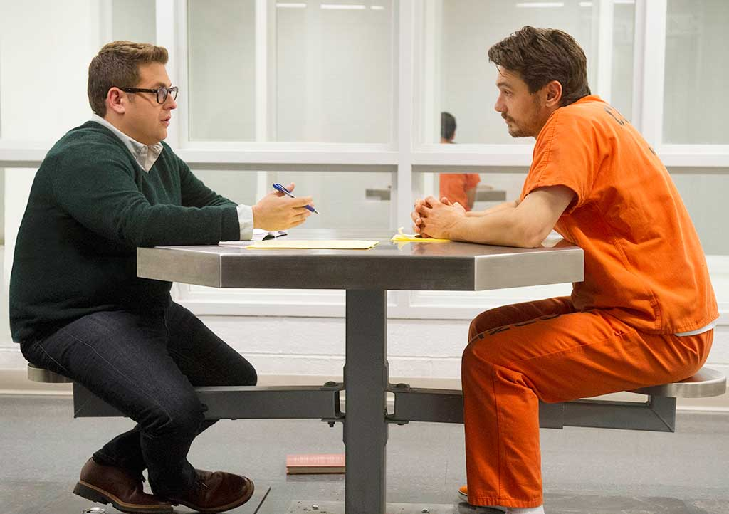 James Franco and Jonah Hill star in True Story