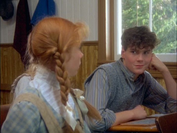 Jonathan Crombie as Gilbert Blythe in Anne of Green Gables