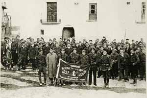 Canadian soldiers were the second largest foreign contingent fighting the Spanish Civil War
