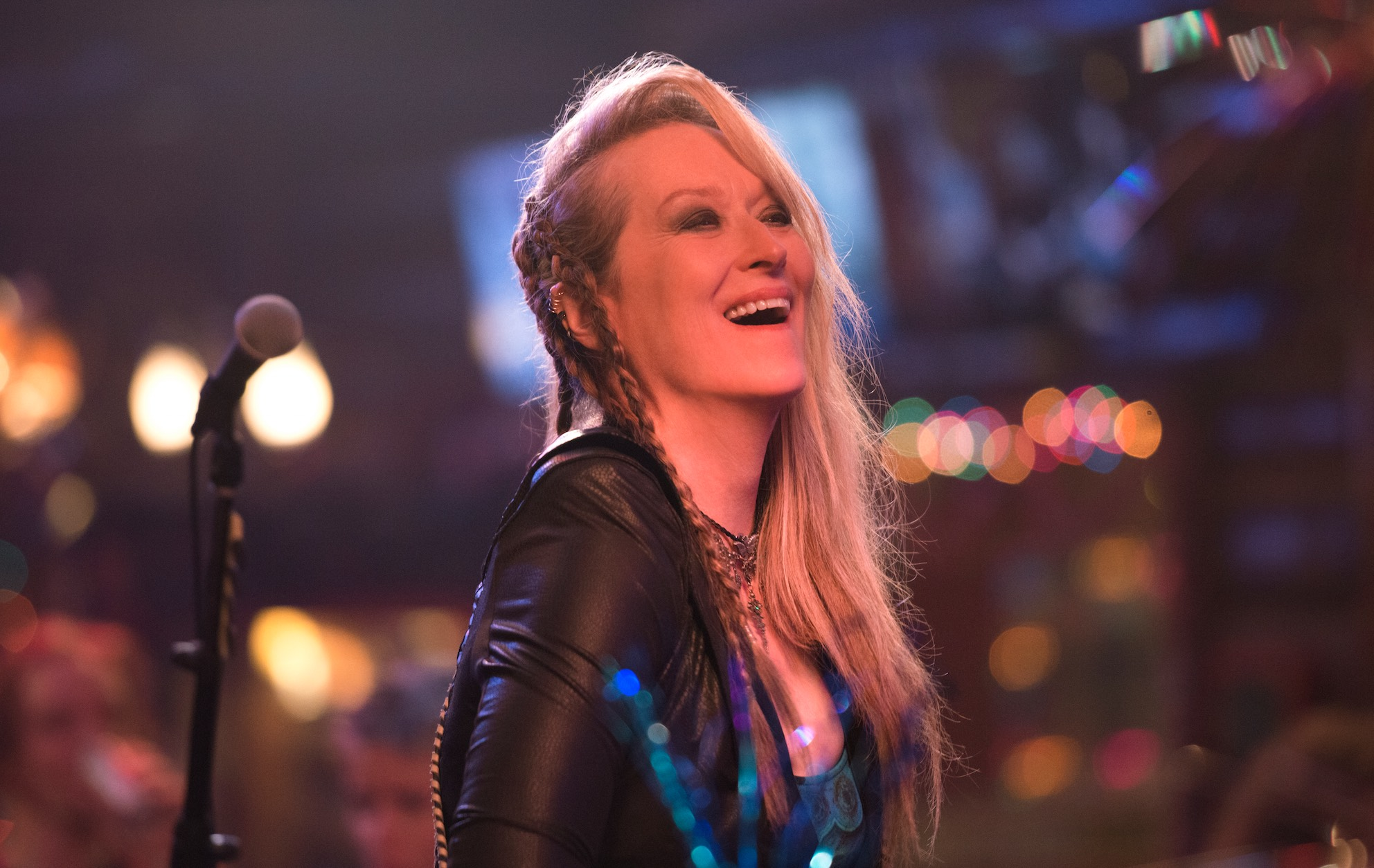 Meryl Streep as Ricki