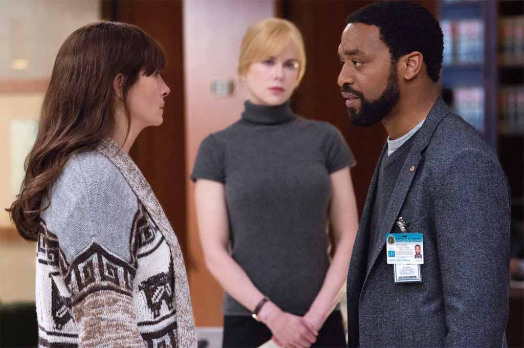 The Secret in Their Eyes - Julia Roberts, Nicole Kidman and Chiwetel Ejiofor