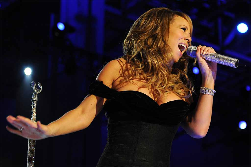 christmas music Mariah Carey