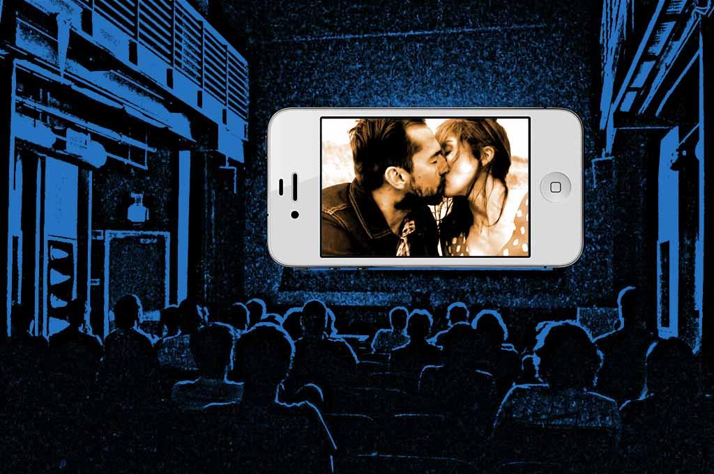 mobile-film-festival photo illustration