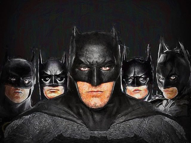 Batman Ben Affleck Batman vs. Superman