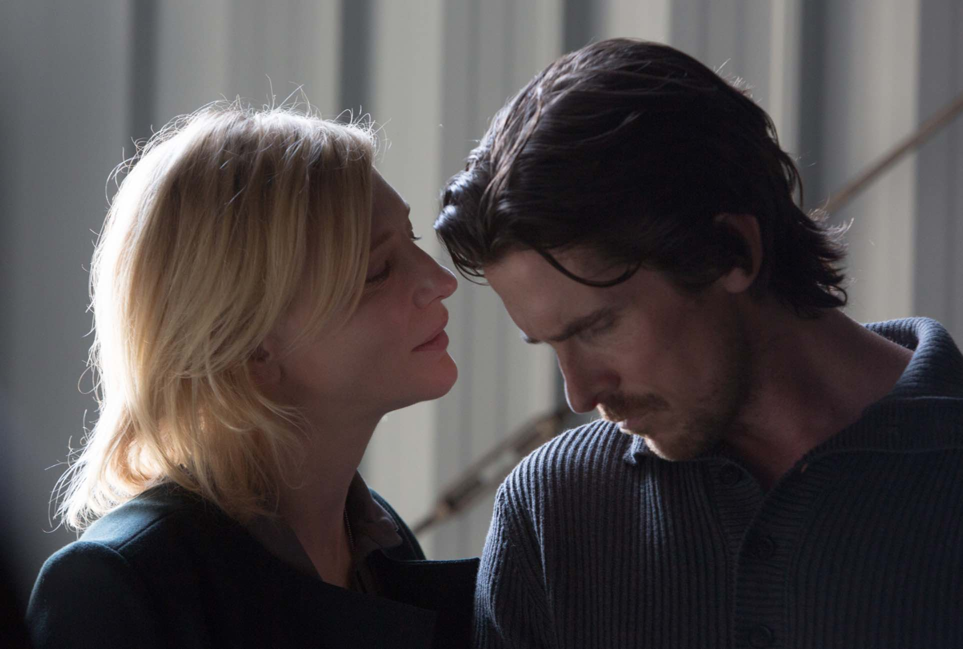 Knight of Cups Cate Blanchett Christian Bale Terrence Malick Movie
