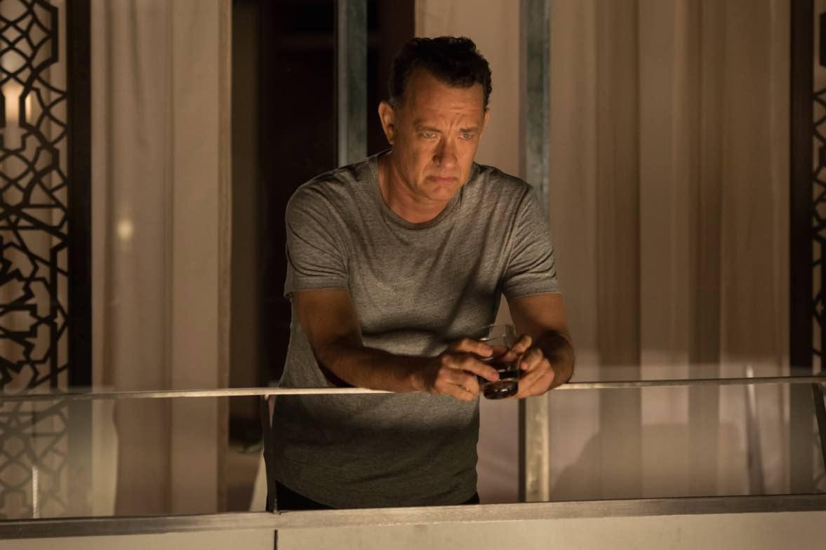 Tom Hanks Hologram for the King Movie