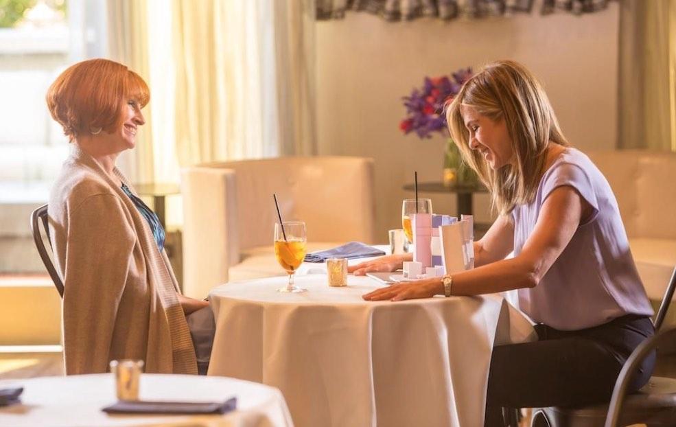 Mother's Day Julia Roberts Jennifer Aniston