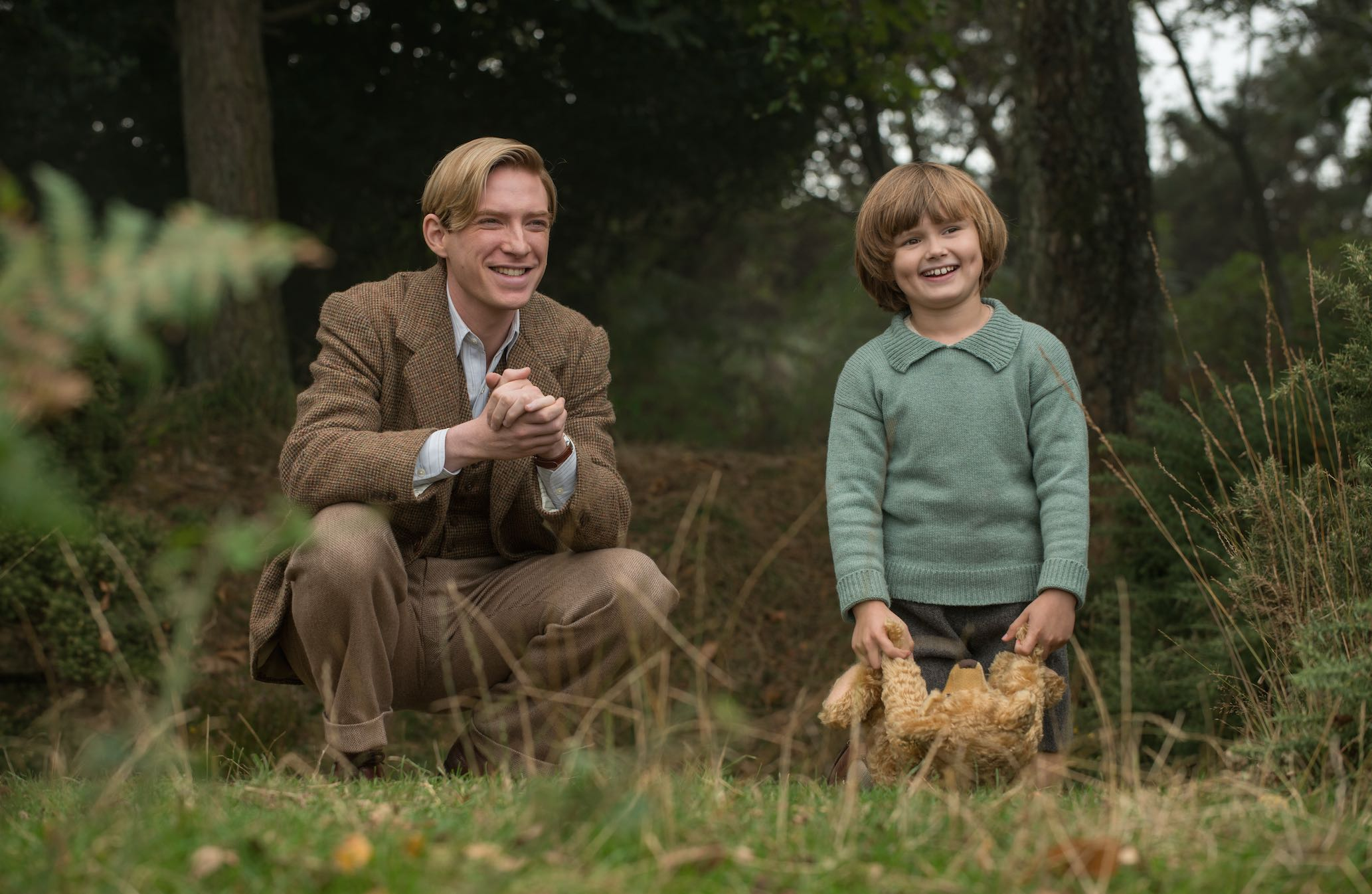 Milne Winnie Pooh Christopher Robin Movie Review