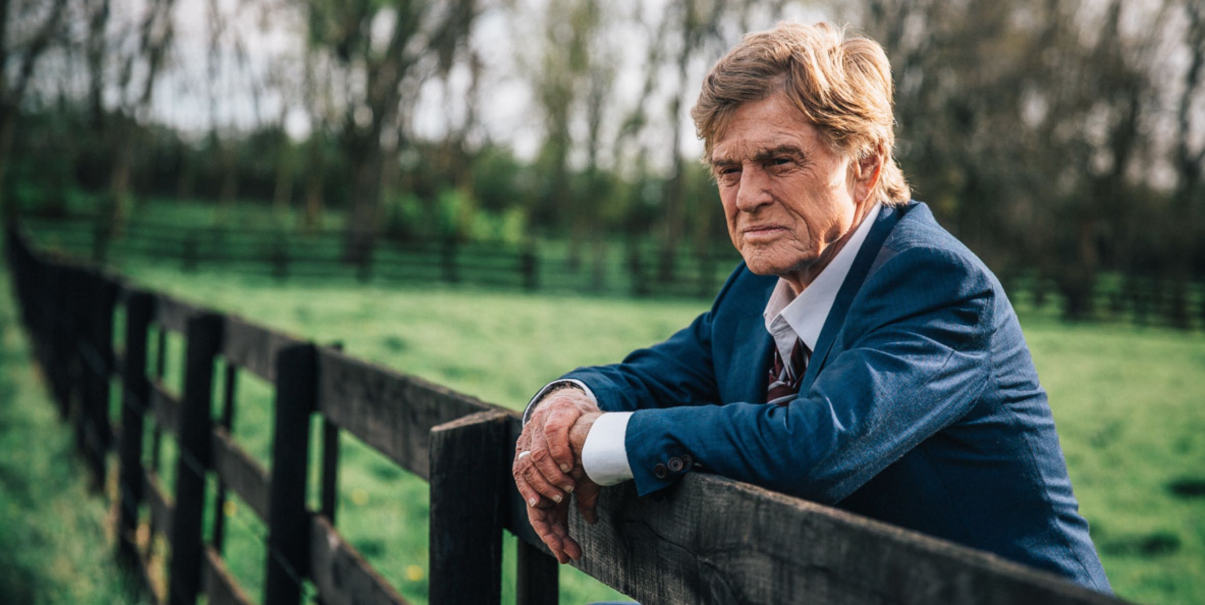Robert Redford Old Man gun